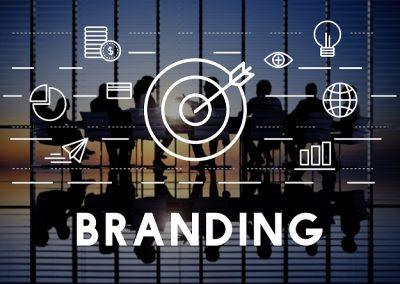 Branding Advertisment Copyright Value Profile Concept